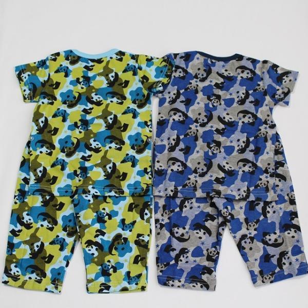 パンダ柄半袖パジャマの画像2