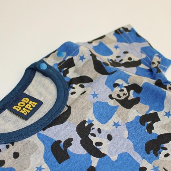 パンダ柄半袖パジャマの画像4