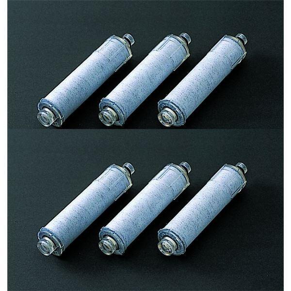 <title>6個入り LIXIL リクシル 期間限定特価品 交換用浄水カートリッジ 標準タイプ JF20S 浄水器</title>