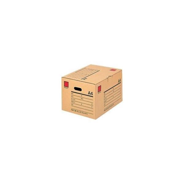 受賞店 まとめ売り×20 新入荷 流行 キングジム 保存ボックス A4 4370 ファイルボックス