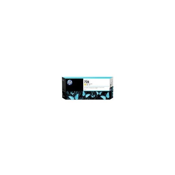 <title>人気の定番 HP Inc. 728 インクカートリッジ イエロー300ml F9K15A</title>