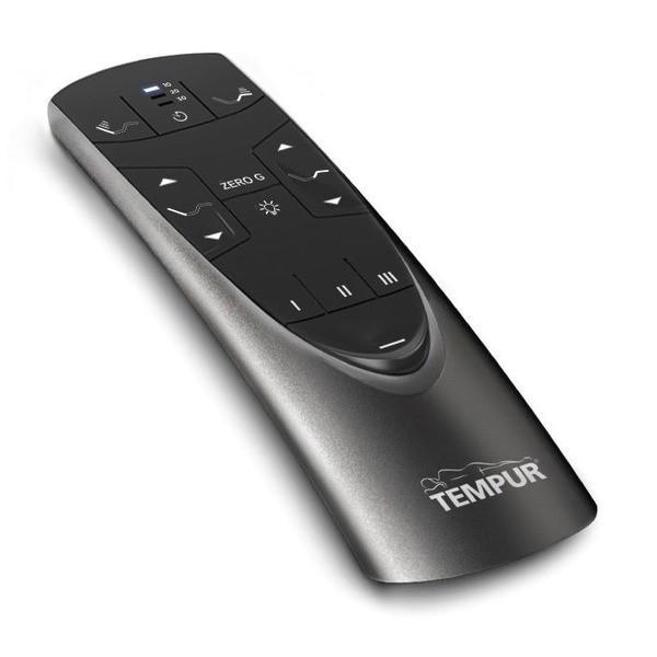 (TEMPUR テンピュール) 電動リクライニングベッド (ベッドフレームのみ シングル) ブラック 『ZeroG Curve』 | 電動リクライニングベッド|aks|04