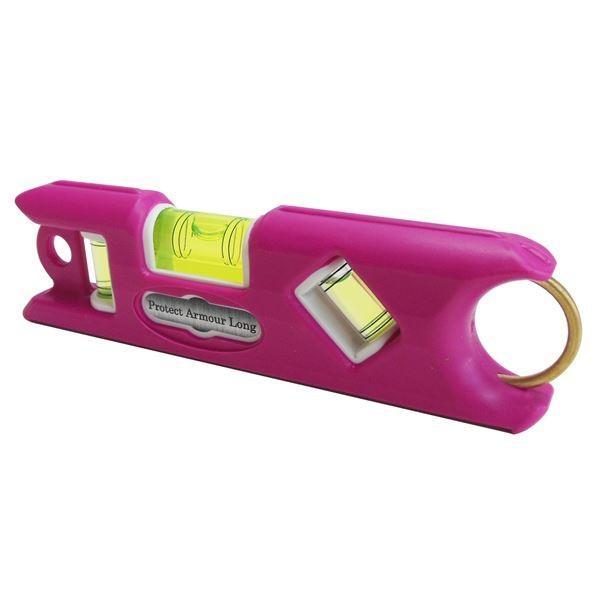 <title>まとめ売り×10個セット KOD プロテクトアーマー ロング水平器 レベル ピンク 一体型成型 PALSHI 送料込</title>