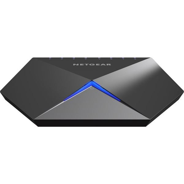 NETGEAR Inc. 超歓迎された Nighthawk S8000 大規模セール ゲーミング ストリーミングLANスイッチングハブ ネットワーク機器 GS808E100JPS