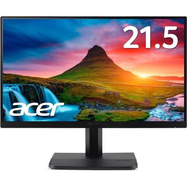 <title>Acer 3年保証 21.5型ワイド液晶ディスプレイ ET221Qbmi IPS 非光沢 1920x1080 250cd 100000000:1 4ms HDMI1.4x1 ミニDSub15ピン フリッカーレス ブルーラ... 業界No.1</title>