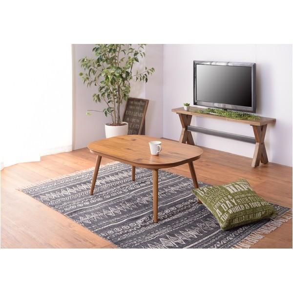 こたつテーブル | 木目調こたつテーブルローテーブル 本体 (幅90cm×奥行60cm) 木製