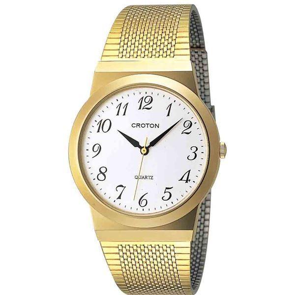 腕時計パーツ | CROTON(クロトン) 腕時計 3針 日本製 RT119M3