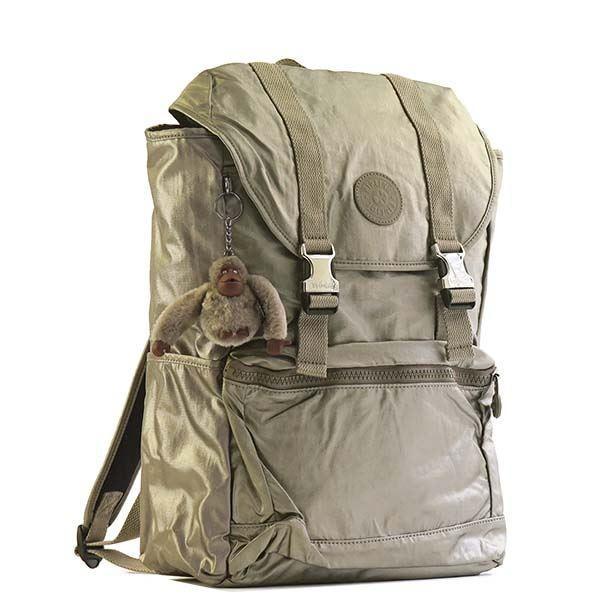 Kipling(キプリング) バックパック K20595 L34 METALLIC PEWTER