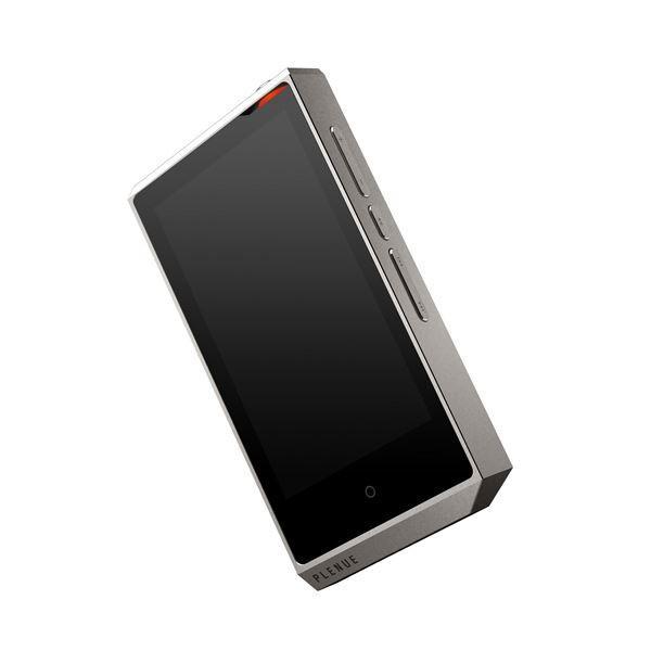オーディオ機器アクセサリー | COWON Bluetooth搭載ハイレゾ対応高品質プレーヤー PLENUE R 128GB シルバー PR128GSL
