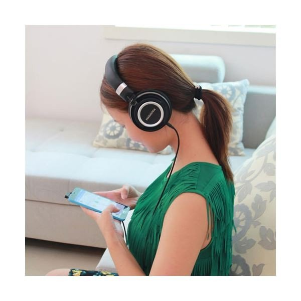 オーディオ用パワーアンプ | NAGAOKA ハイレゾヘッドホン P901