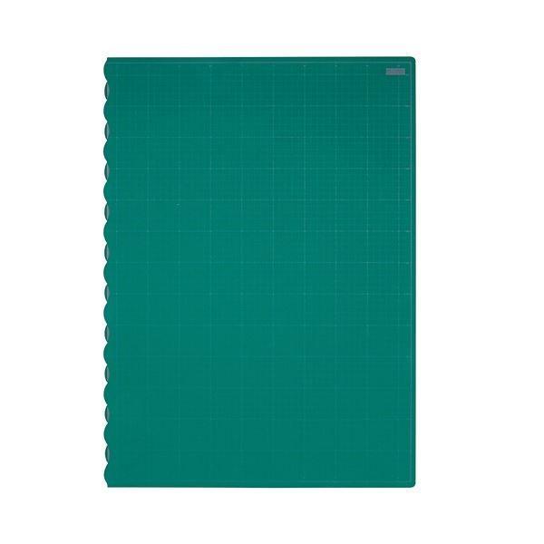 TANOSEE二つ折りデスクサイズカッターマット 690×990mm 1枚 カッター 時間指定不可 正規認証品!新規格