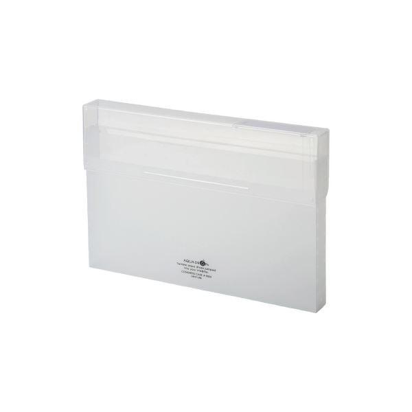 <title>LIHITLAB コングレスケース厚型 業界No.1 A50241 乳白 ×50 ファイルボックス</title>