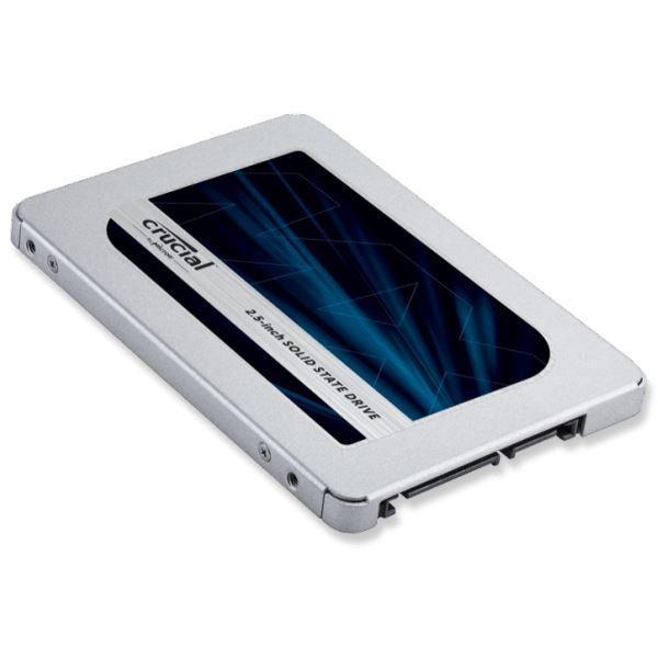 クルーシャル Micron製 商品追加値下げ在庫復活 内蔵SSD 2.5インチ MX500 1TB 3D TLC 激安特価品 SATA6Gbps 5年保証 9.5mmアダプタ付属 7mm NAND 国内正規品