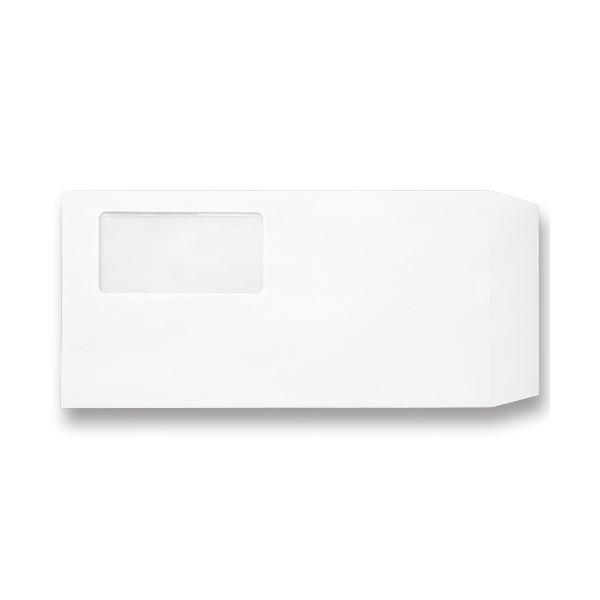 TANOSEE 窓付封筒 長3 80g m2 ホワイト 1箱 業務用パック 1000枚 メーカー公式 封筒 直営限定アウトレット ×3