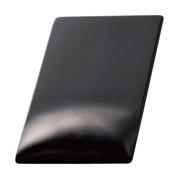 エレコム 低価格化 疲労軽減マウスパッドFITTIO High 割り引き ブラック ×5 1枚 MP116BK