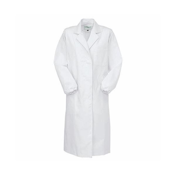 コーコス 抗菌防臭実験衣女シングル LLサイズ 1枚 商い 予約販売 1022 ×5