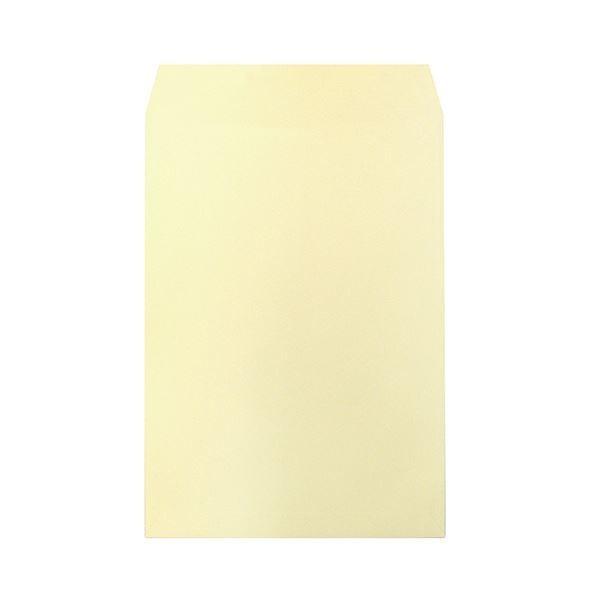 ハート 透けないカラー封筒 発売モデル 角2パステルクリーム XEP493 1パック ×10 完売 封筒 100枚