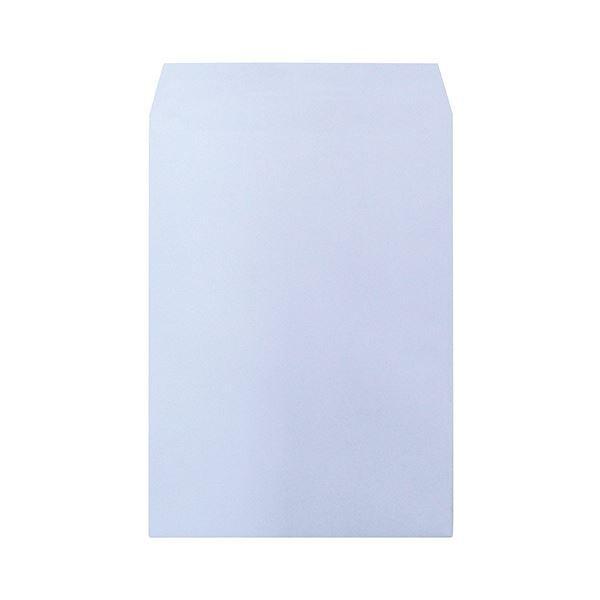 ハート 透けないカラー封筒 角2パステルアクア XEP494 爆売り 5☆大好評 ×10 封筒 100枚 1パック