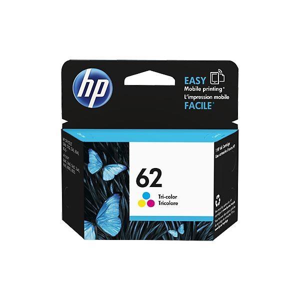 HP 特売 HP62 インクカートリッジカラー 1個 ◆高品質 C2P06AA ×10