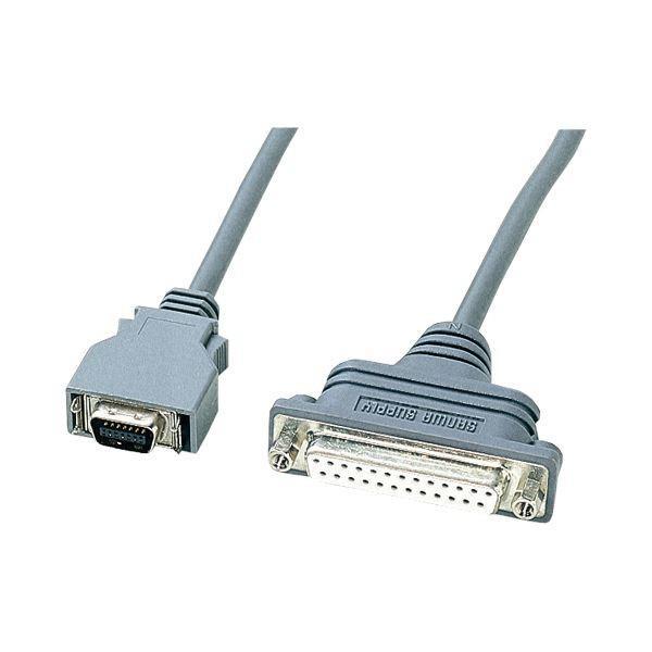 サンワサプライ RS232CケーブルNEC PC9821ノート対応 セントロニクスハーフ14pin オス ×10 KRSHA1502FK1本 WEB限定 通販 メス DSub25pin
