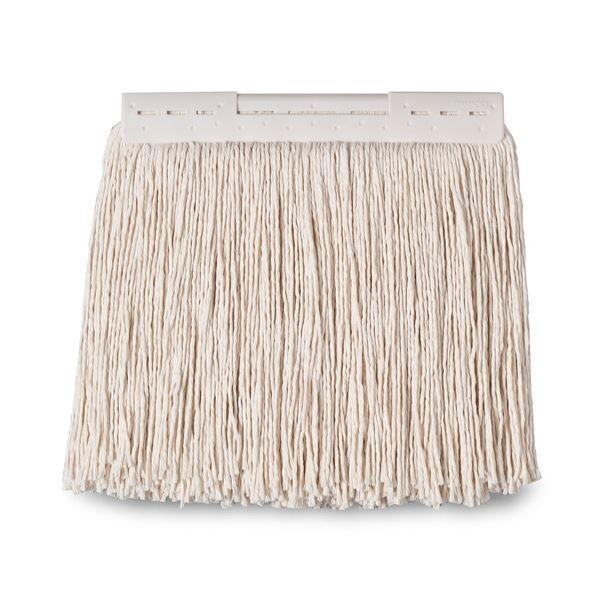 テラモト FXモップ替糸 J 24cm 260g ×30 保障 1個 年間定番 掃除用品 ホワイト CL3744218