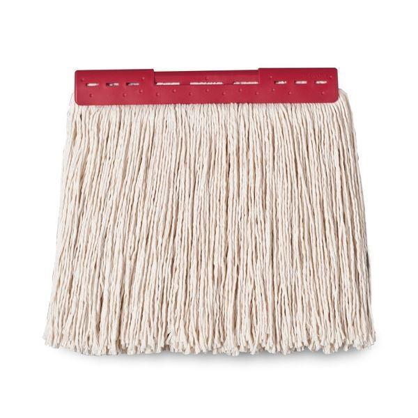 テラモト FXモップ替糸 J 24cm 260g 掃除用品 ×30 1個 特価キャンペーン レッド CL3744212 税込