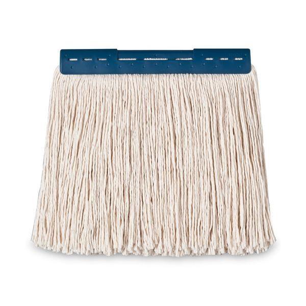 テラモト FXモップ替糸 J 24cm 260g ×30 1個 掃除用品 ブルー CL3744213 WEB限定 商店
