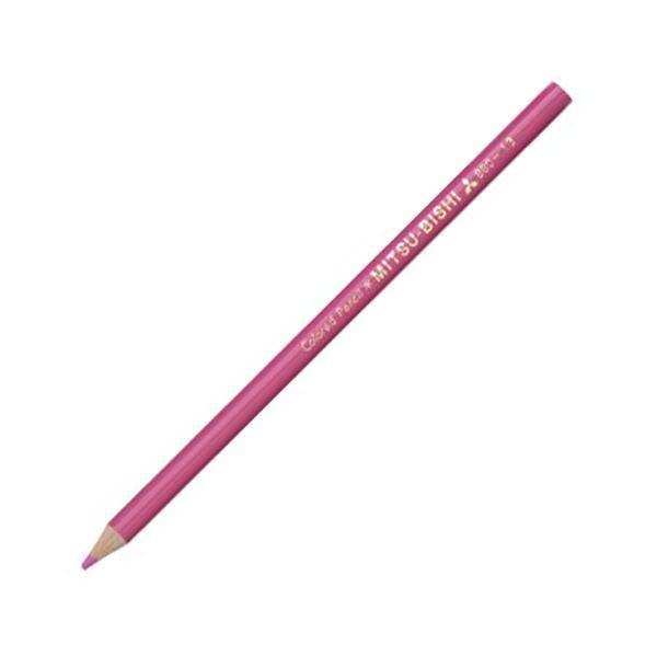 <title>メーカー在庫限り品 三菱鉛筆 色鉛筆880級 ももいろK880.13 1ダース ×30</title>