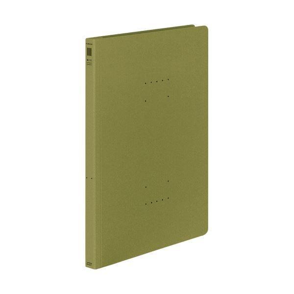 コクヨ フラットファイル NEOS A4タテ 期間限定今なら送料無料 150枚収容 背幅18mm 10冊 1 男女兼用 フNE10DG オリーブグリーン ×30