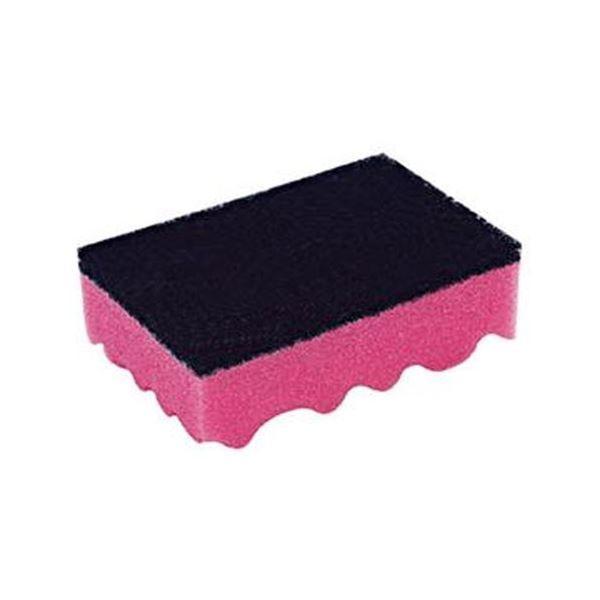 キクロン 割り引き お得クーポン発行中 Aスポンジたわし ピンク112418 ×50 1個