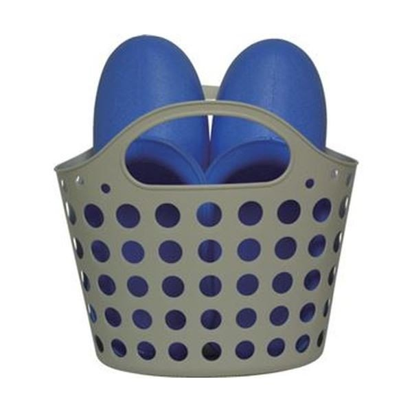 ミツギロン 1着でも送料無料 お風呂ブーツ バスケットブルー BT19B お風呂掃除 在庫あり 1個 ×10