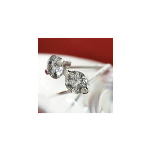 K18 店 0.3ct2ポイントセッティングダイヤモンドピアス ダイヤモンド 市販