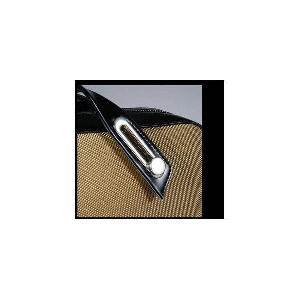 B6407GD ユニセックス仕様PC対応ブリーフケース ホイットニー(Whitney) ゴールド