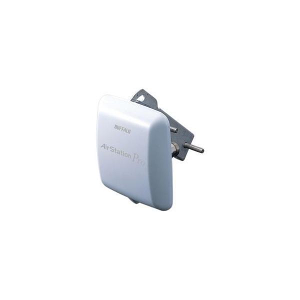 <title>バッファロー お見舞い 〈AirStation Pro〉 5.6GHz 2.4GHz無線LAN 屋外遠距離通信用平面型アンテナ WLEHGDA AG ネットワーク機器</title>