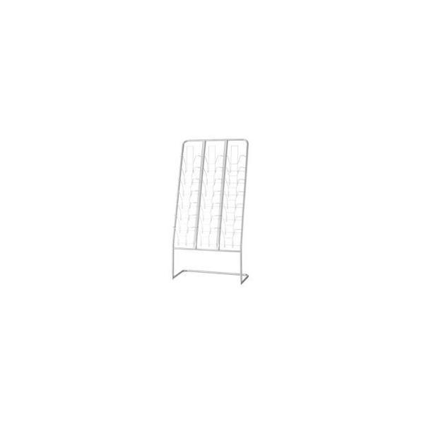 <title>ピージーグロリア パンフレットスタンド 3列7段 A4サイズ YSG2 1台 保障 オフィス収納</title>