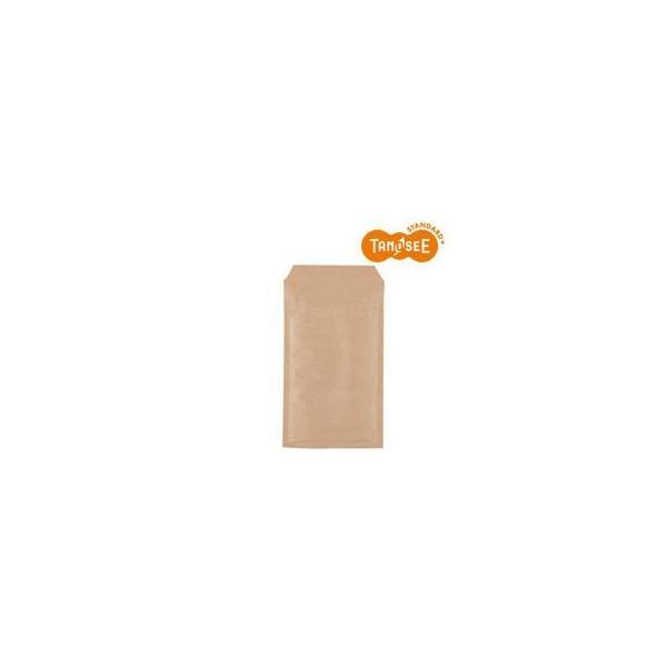 TANOSEE クッション封筒エコノミー 茶 ※アウトレット品 封筒 驚きの値段で 200枚入×2パック 内寸130×215mm