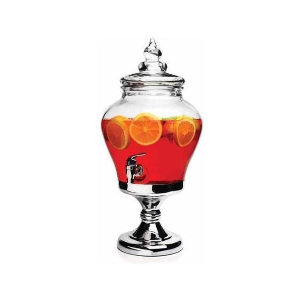 飲料水サーバー ビバレッジディスペンサー ドリンクディスペンサー サークルウエア 約8L ポルチコ  Circleware Portico 2.2-gallon Beverage Dispenser