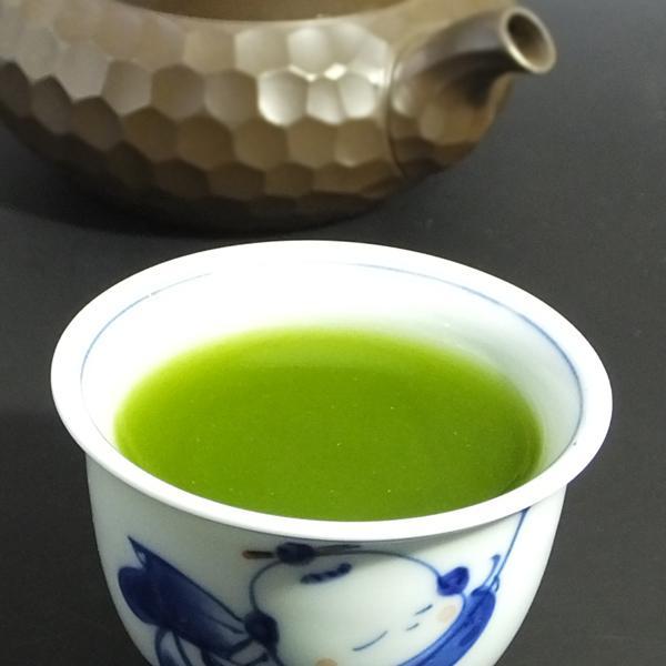 茶 三重県産 粉茶 茶 新茶 【上粉茶 1kg】 新茶限定 お茶 急須を使って淹れる粉茶|akutsu-chaho|02