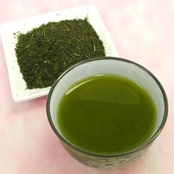 静岡茶 お茶 緑茶 茶葉 【初倉】 はつくら 深むし茶 100g 4本まではクリックポストで発送|akutsu-chaho|02