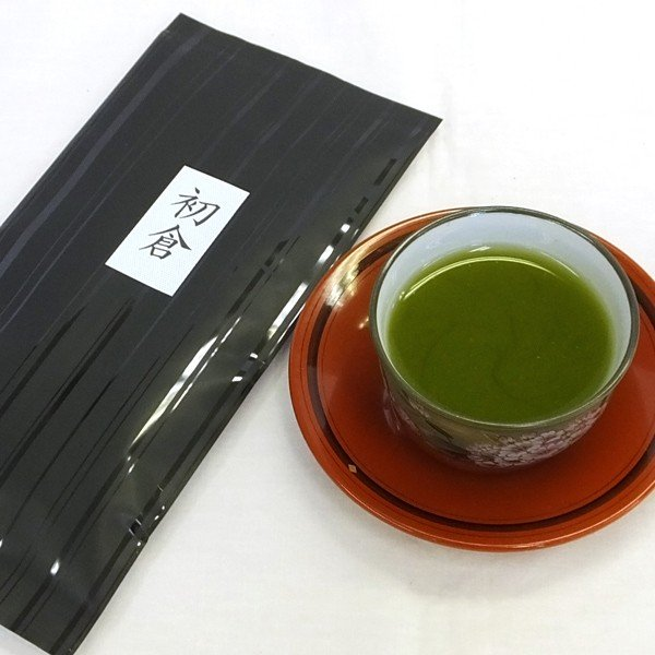 静岡茶 お茶 緑茶 茶葉 【初倉】 はつくら 深むし茶 100g 4本まではクリックポストで発送|akutsu-chaho|04
