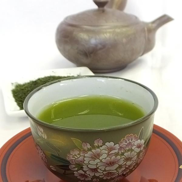 静岡茶 お茶 緑茶 茶葉 【初倉】 はつくら 深むし茶 100g 4本まではクリックポストで発送|akutsu-chaho|05