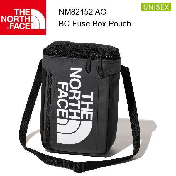 21fw ノースフェイス BCヒューズボックスポーチ BC Fuse Box Pouch NM82152  カラー AG THE NORTH FACE 正規品