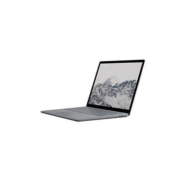 Microsoft D9P-00045 ノートパソコン Surface Laptop(サーフェス ラップトップ) プラチナ [13.5型 /intel Core i5 /SSD:128GB /メモリ:4GB /2018年2月モデル]の画像