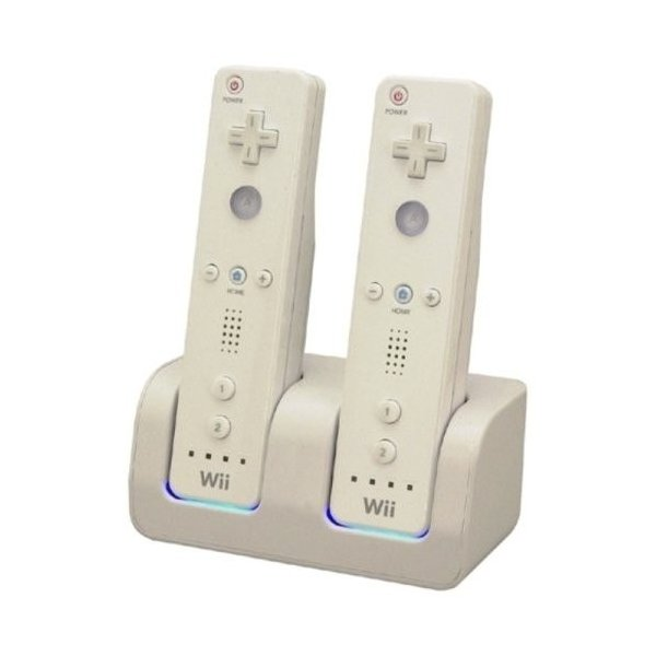 Wii用リモコン充電スタンド(CWA-RCS2)の画像