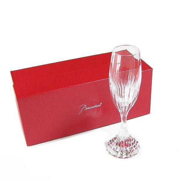 バカラ グラス Baccarat マッセナ シャンパンフルート 21.7cm 160cc シャンパングラス 1344109|alevelshop|02