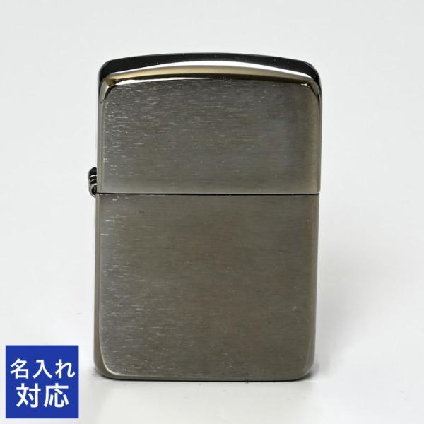 ZIPPO ジッポー ライター 名入れ無料 1941 レプリカ ブラックアイス BLACK ICE 24096 メール便可275円