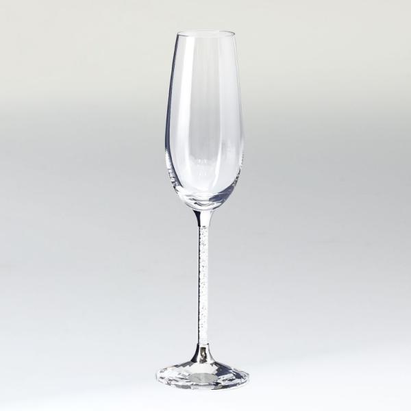 スワロフスキー SWAROVSKI シャンパングラス クリスタルライン トースティンググラス フルートグラス 255678-1|alevelshop