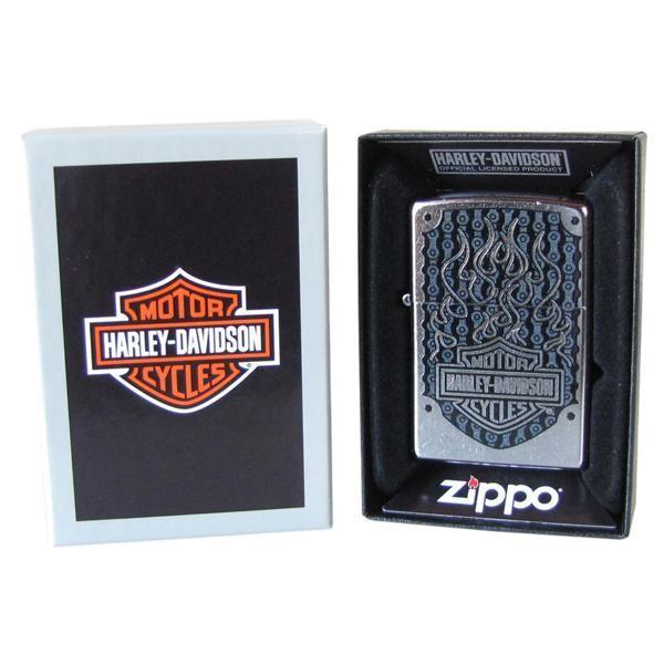ZIPPO ジッポー ライター 名入れ無料 HARLEY DAVIDSON ハーレーダビッドソン 29157 メール便可250円 alevelshop 05