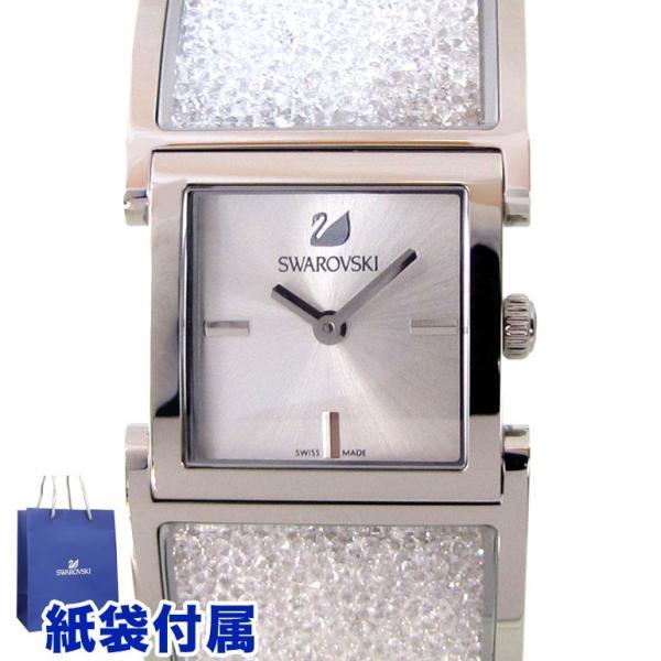スワロフスキー SWAROVSKI 腕時計 レディース クリスタルライン バングル ステンレススチール ウォッチ 5027134|alevelshop
