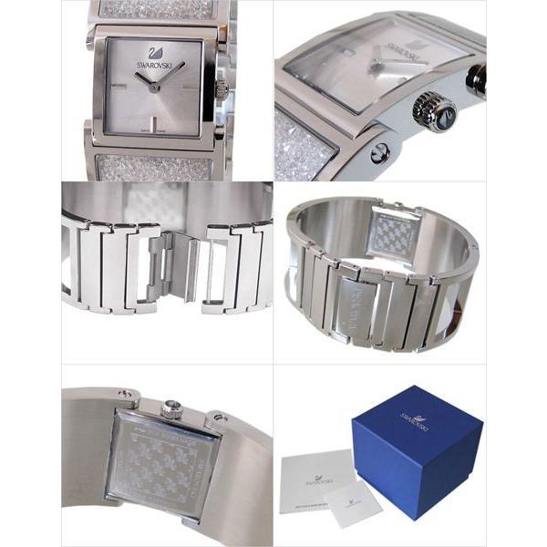 スワロフスキー SWAROVSKI 腕時計 レディース クリスタルライン バングル ステンレススチール ウォッチ 5027134|alevelshop|02